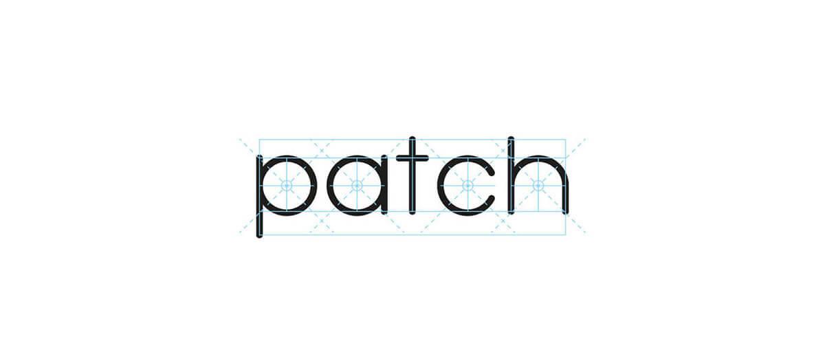 Patch Kids Clothing Logo