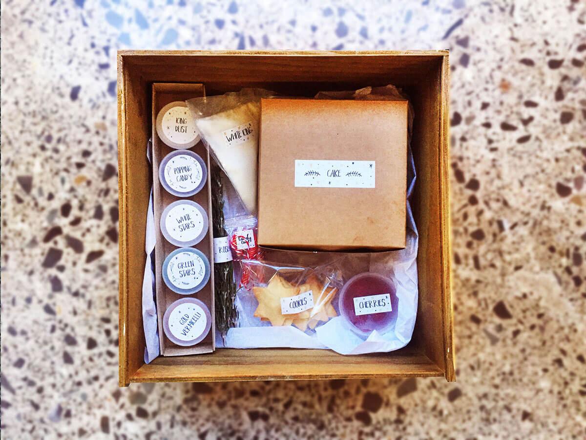Cake Hamper Corporate Gifting