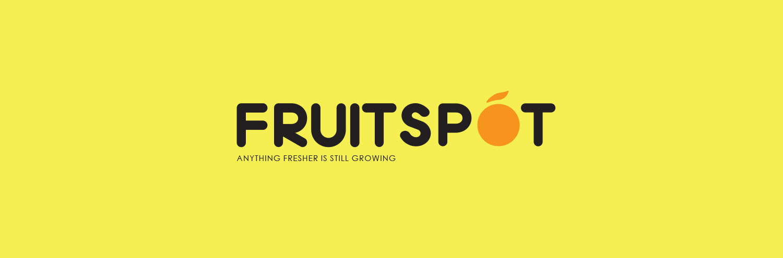 Fruitspot Branding Corporate ID Logo Design
