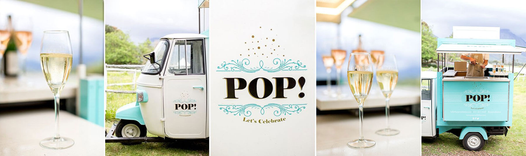 Pop Mobile Bubbly Bar by Source Food