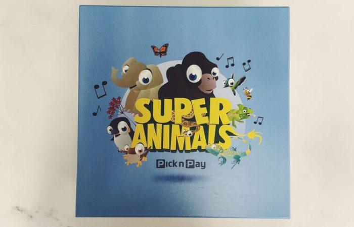 Pick n Pay Super Animals